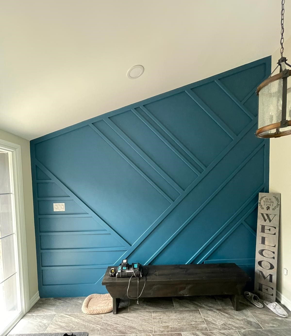 Professional, Fast interior painting giving your home a brand new look